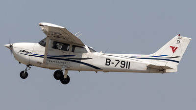 B-7911 - Cessna 172R Skyhawk - Civil Aviation Flight University of China