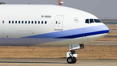 B-18051 - Boeing 777-36NER - China Airlines