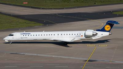 D-ACKG - Bombardier CRJ-900LR - Lufthansa CityLine