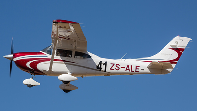 ZS-ALE - Cessna T182T Turbo Skylane - Private
