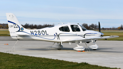 N280L - Cirrus SR22 - Private