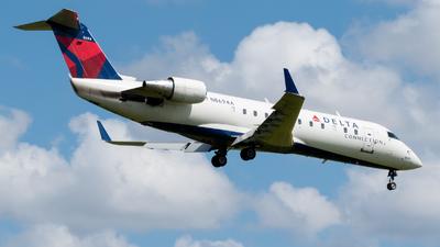 N8694A - Bombardier CRJ-200LR - Delta Connection (Endeavor Air)