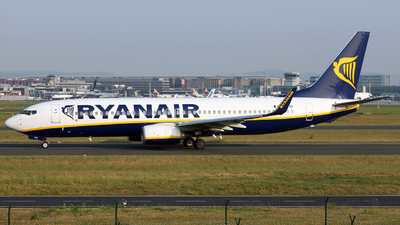 EI-FID - Boeing 737-8AS - Ryanair