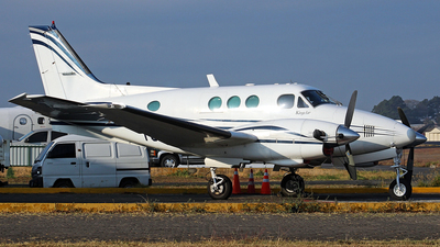 TG-MRP - Beechcraft F90 King Air - Private