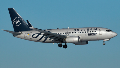 YR-BGF - Boeing 737-78J - Tarom - Romanian Air Transport