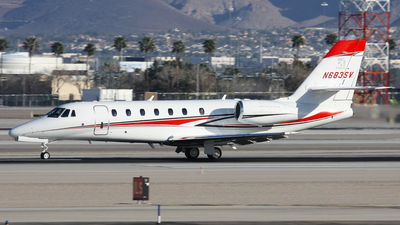 N683SV - Cessna 680 Citation Sovereign - Cessna Aircraft Company
