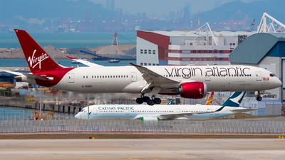 A picture of GVCRU - Boeing 7879 Dreamliner - Virgin Atlantic - © AN888