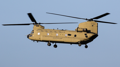 14-08167 - Boeing CH-47F Chinook - United States - US Army