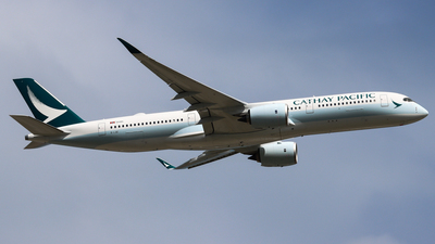 B-LQE - Airbus A350-941 - Cathay Pacific Airways
