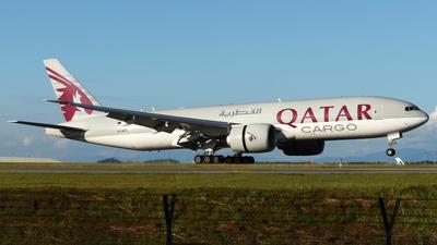 A7-BFC - Boeing 777-FDZ - Qatar Airways Cargo