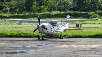 PNC-0290 - Cessna TU206G Turbo Stationair - Colombia - Police