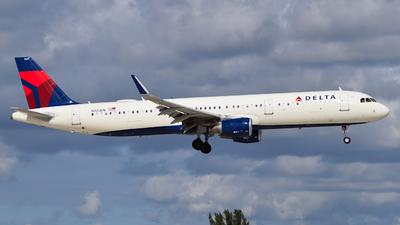 N325DN - Airbus A321-211 - Delta Air Lines