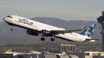 N976JT - Airbus A321-231 - jetBlue Airways