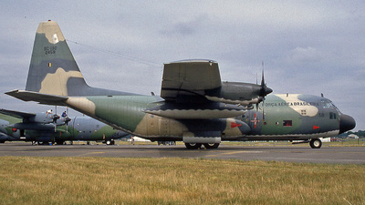 FAB2458 - Lockheed C-130E Hercules - Brazil - Air Force