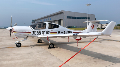 B-120R - Diamond DA-40NG Diamond Star - LongHao Air Training School