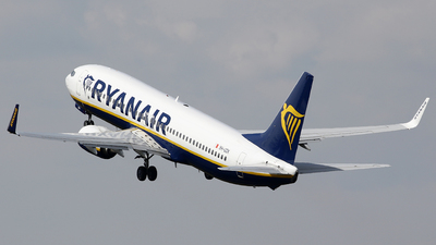 9H-QDK - Boeing 737-8AS - Ryanair (Malta Air)