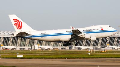 B-2475 - Boeing 747-4FTF(SCD) - Air China Cargo
