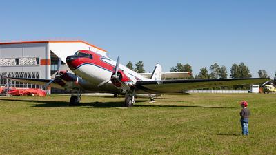 RA-2059G - Douglas DC-3C - Private