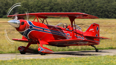 A picture of GFDPS - Pitts S2C Special - [6066] - © C. v. Grinsven