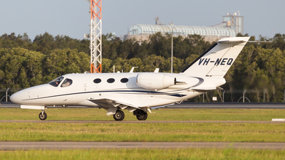 VH-NEQ - Cessna 510 Citation Mustang - Private