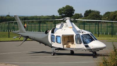 G-JMBS - Agusta A109S Grand - Private