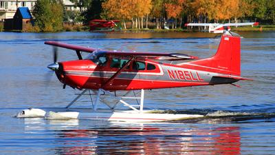 N185LL - Cessna A185F Skywagon - Private