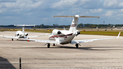 N300BV - Cessna 525 CitationJet 1 - Private