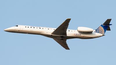 N836HK - Embraer ERJ-145LR - United Express (Trans States Airlines)