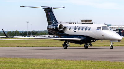 D-CROG - Embraer 505 Phenom 300E - Air Hamburg