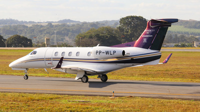 PP-WLP - Embraer 505 Phenom 300 - Private