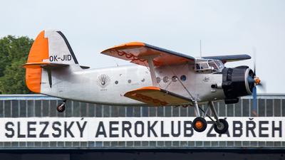 OK-JID - PZL-Mielec An-2 - Aero Club - Ostrava