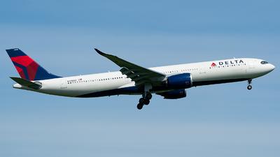 N408DX - Airbus A330-941 - Delta Air Lines