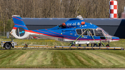 A picture of OYHJB - Airbus Helicopters H155 - Air Greenland - © Cees R