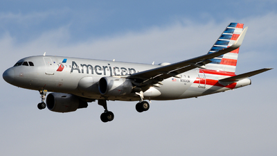 N9010R - Airbus A319-115 - American Airlines