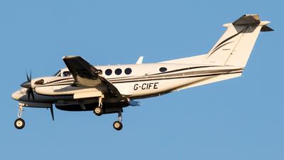 A picture of GCIFE - Beech B200 Super King Air -  - © Roberto Falciola