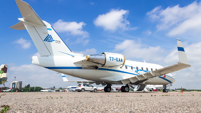 T7-EAA - Bombardier CL-600-2B16 Challenger 604 - Star Jet