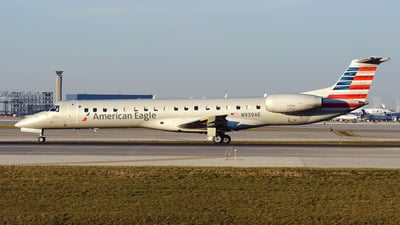 N939AE - Embraer ERJ-145LR - American Eagle (Envoy Air)