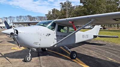 PG-376 - Cessna 182N Skylane - Argentina - Air Force