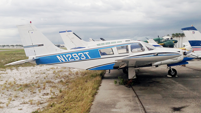 A picture of N1293T - Piper PA34200 - [347250283] - © André Du-pont  (Mexico Air Spotters)