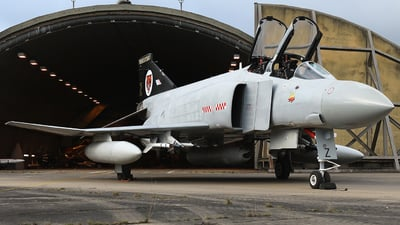 XT914 - McDonnell Douglas Phantom FGR.2 - United Kingdom - Royal Air Force (RAF)