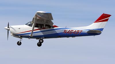 A picture of N4649T - Cessna R182 Skylane RG - [R18201724] - © Mark Szemberski