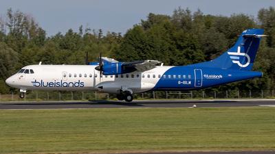 G-ISLM - ATR 72-212A(500) - Blue Islands