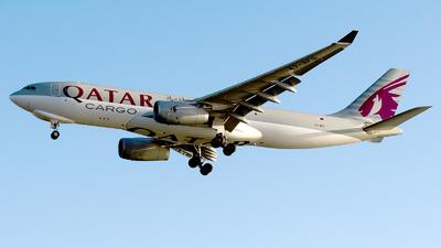 A7-AFG - Airbus A330-243F - Qatar Airways Cargo