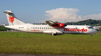 A picture of 9MLMM - ATR 72600 - Malindo Air - © Gerrit Griem