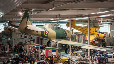 FT454 - Noorduyn Harvard II - United Kingdom - Royal Air Force (RAF)