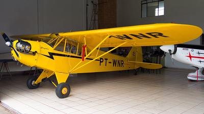 PT-WNR - Piper J-3C-65 Cub - Private