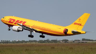 D-AEAS - Airbus A300B4-622R(F) - DHL (European Air Transport)