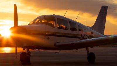 A picture of N564PU - Piper PA28161 - [2842169] - © Davin Amy