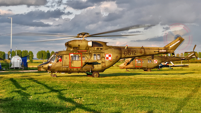 0612 - PZL-Swidnik W3W Sokol - Poland - Army