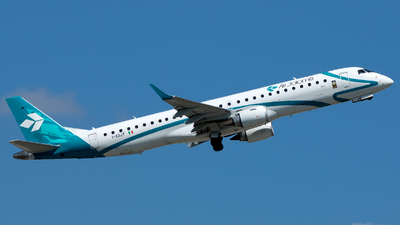 I-ADJT - Embraer 190-200LR - Air Dolomiti